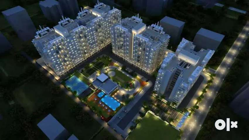 Luxurious UNDER CONSTRUCTION 2 & 3 Bhk Ganga Glitz 0