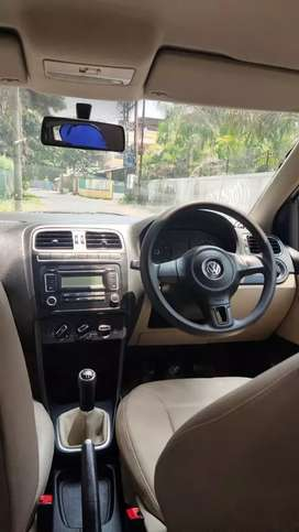 Volkswagen Polo 2012 Petrol Well Maintained ..