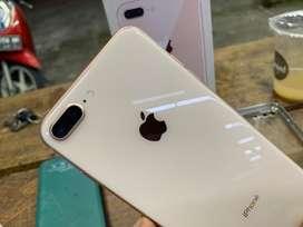 Iphone 8 plus 64Gb bisa tukar tambah