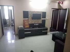 Fully furnished flat for rent only for small service class families