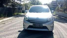 Toyota Agya g at 2014 Istimewa cash/kredit