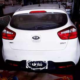 Dijual mobil all new KIA Rio 2014 pemakaian 2015