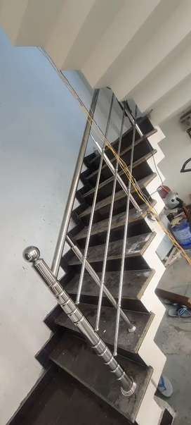 Virasat commercial kitchen and ss railing