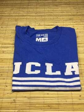 Baju Kaos Adidas Biru