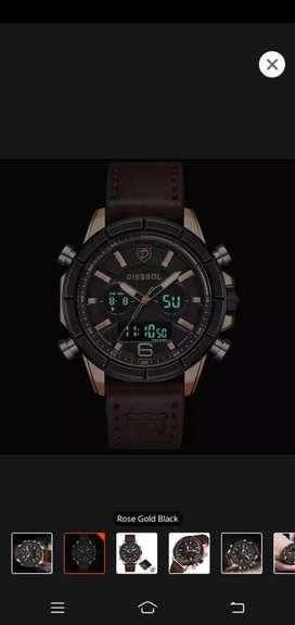 Jaul jam tangan modis dan  trendy