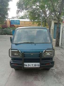 Maruti Suzuki Omni 8 STR BS-III, 2001, Petrol