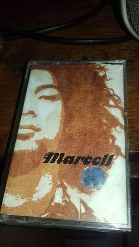 Kaset pita marcell/marcell