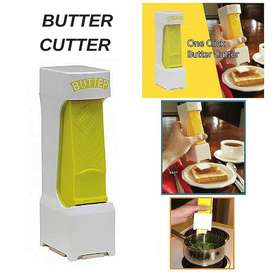 Butter Cutter Cheese Slicer with Stainless Steel Blade