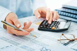 Accountant Required - Freshers can also apply