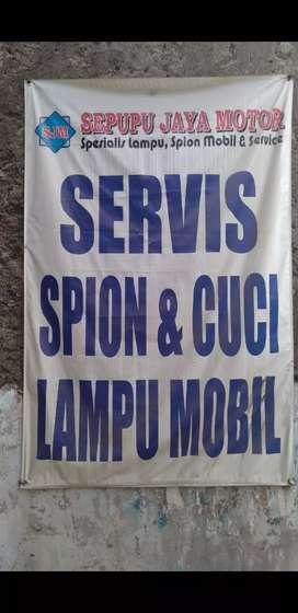 Jual Lampu & Spion Mobil Tambun Bengkel (SJM)