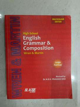 Wren & Martin - English Grammer