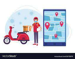 We need lady biker for  online delivery