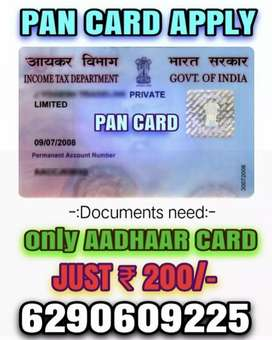 Apply your pancard