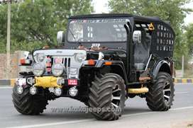 willy open type jeeps