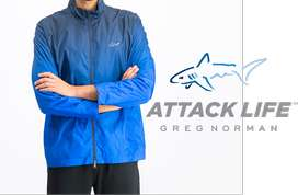 GREG NORMAN GOLF JACKETS