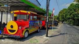 odong odong kereta mini wisata mobil remot aki komedi tayo fiber EK