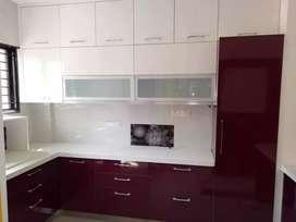 Vishal modular kitchen