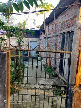 Half kotha mati with House for sell,jorhat garmur