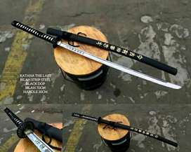 Samurai katana the last