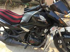 Honda unicorn 2012 model with single owner