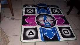 Karpet dance buat ps1 dan 2 merk topway
