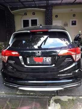 Honda HRV Prestige mugen 2016 limited