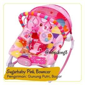 Sugar Baby Pink Bouncer