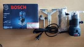 Bosch Mini Router / Trimmer 550Watt GKF 550