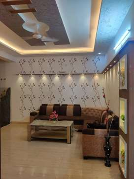 3 bhk fully furnished flat available