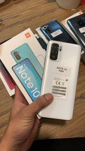 Xiaomi redmi note 10 ram 4/64 fullset