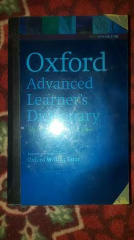 Oxford Advanced Learning Dictionary