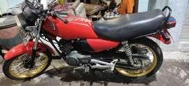 """Sepeda motor RX KING surat"""" lengkap area bulak rukem timur surabaya"""