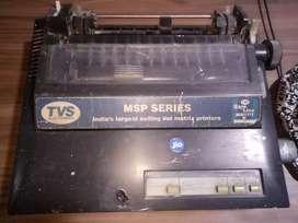 TVS ,MPS series of dot matrix printer