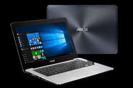 Laptop Asus bisa kredit Dp 100rb
