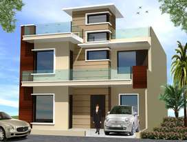 4bhk villa in PUDA Approved on Meerankot Road Ready To Move