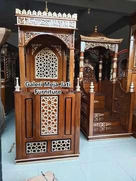Mimbar masjid lois J566 kode