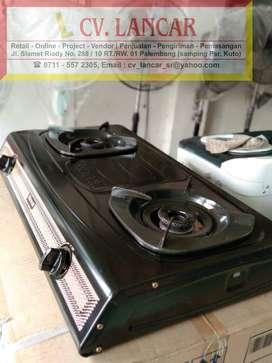 Kompor Gas Rinnai 2 Tungku 522S (Gratis ongkir bisa bayar dirumah)
