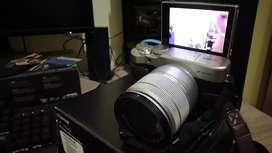 Kamera mirrorless Fujifilm X A10 / XA10 / XA 10 bukan sony a6000