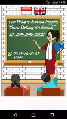 English Private Guru Datang Ke Rumah