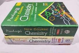 Class 11 Pradeep's chemistry volume 1 and 2