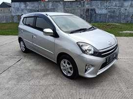 dp 10jt ccln 2.4 Toyota Agya G MATIC Ayla