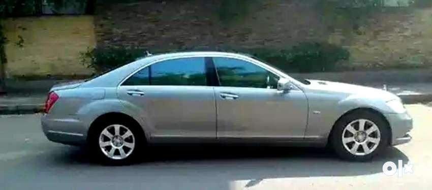 Mercedes-Benz S-Class 500L, 2010, Petrol 0