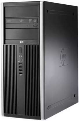 HP Compaq 8100, Full Assries 18 inch lcd+mouse+kayboard