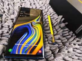 Samsung note 9 8/512 SEIN ~ OCEAN BLUE