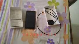 Mi 4gb ram 128gb storage in good condition original bill box charger
