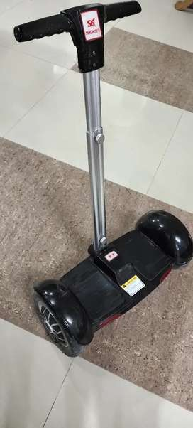 Segway with handle