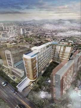 Investasi Jogja Atria Hotel & Apartement