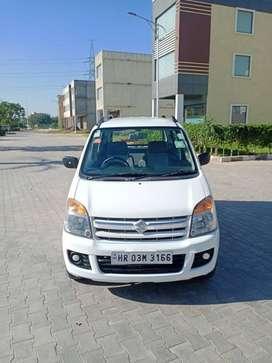 Maruti Suzuki Wagon R LXI BS IV, 2007, Petrol
