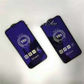 Tempered glass Asus Zenfone Max Pro M1 Blue Light 99D full Cover