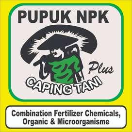 pupuk NPK Caping Tani Plus